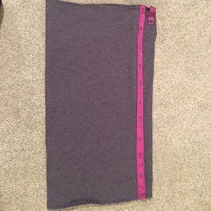 Lululemon purple vinyasa scarf.